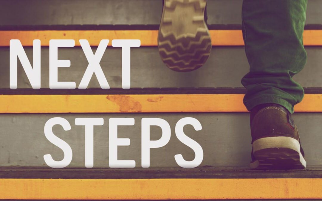 Next Steps for Journey Group Members