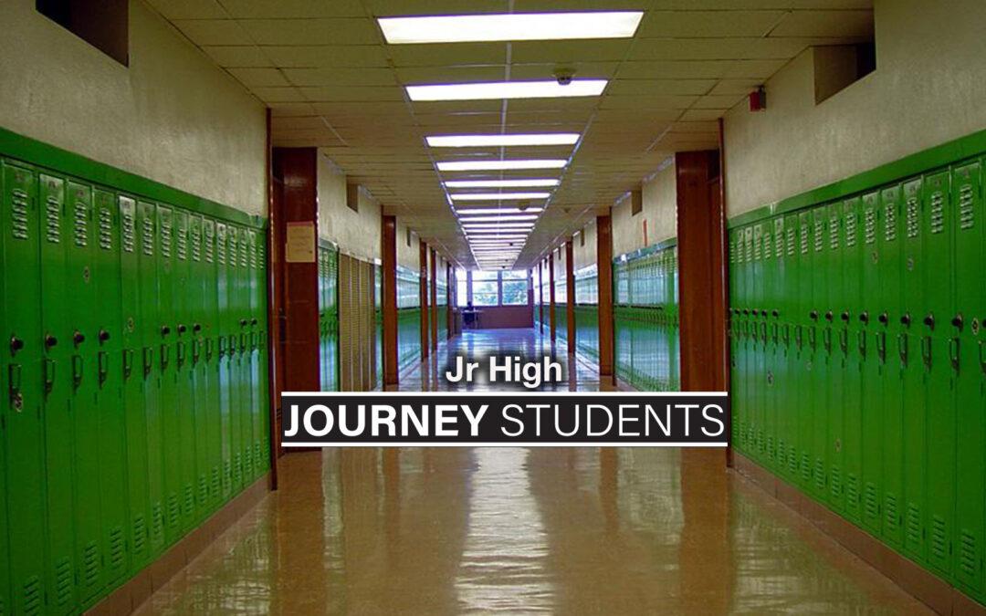 Journey Students Jr. High